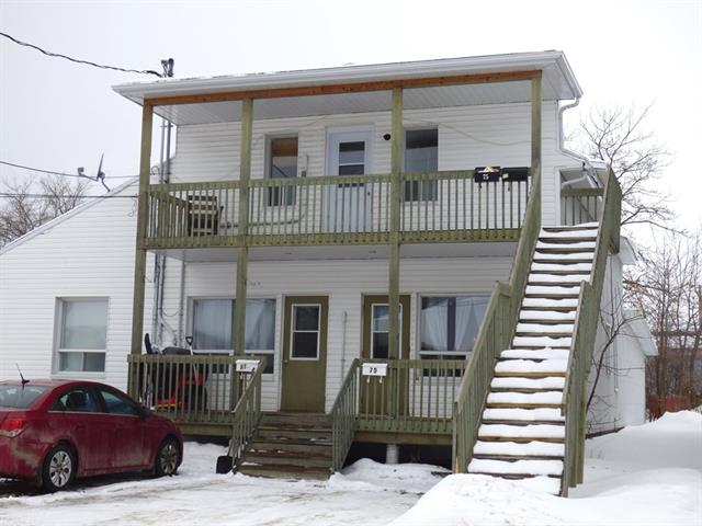 Quadruplex for sale in Roberval, Saguenay/Lac-Saint-Jean, 75 - 81, Avenue  Gagné, 26790782 - Centris.ca