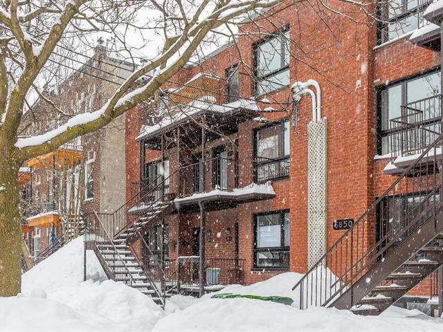 Condo for sale in Montréal (Rosemont/La Petite-Patrie), Montréal (Island), 6850, Rue  De La Roche, apt. 101, 16606610 - Centris.ca