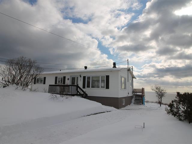 Maison à vendre à Grande-Rivière, Gaspésie/Îles-de-la-Madeleine, 391, Grande Allée Est, 12217263 - Centris.ca