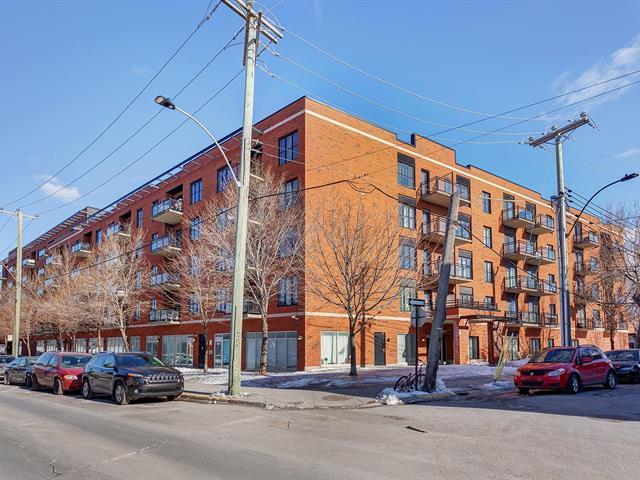 Loft / Studio for sale in Montréal (Le Sud-Ouest), Montréal (Island), 2323, Rue  Le Caron, apt. 373, 20149276 - Centris.ca