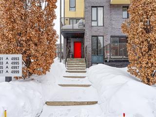 Condo à vendre à Montréal (Mercier/Hochelaga-Maisonneuve), Montréal (Île), 4993, Rue  Duchesneau, 26622500 - Centris.ca