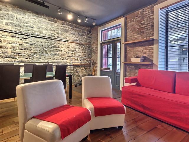 Loft / Studio à vendre à Québec (La Cité-Limoilou), Capitale-Nationale, 186, Rue  Saint-Paul, app. 10, 20839423 - Centris.ca