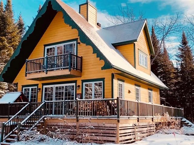 Cottage for sale in Saint-Donat (Lanaudière), Lanaudière, 841, Chemin  Régimbald, 11691833 - Centris.ca