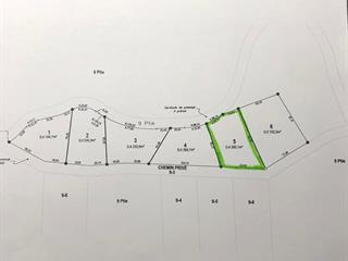 Lot for sale in Lac-Édouard, Mauricie, 5, Chemin  Lortie, 14167235 - Centris.ca