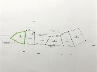 Lot for sale in Lac-Édouard, Mauricie, 1, Chemin  Lortie, 12588646 - Centris.ca