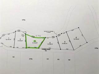 Terrain à vendre à Lac-Édouard, Mauricie, 3, Chemin  Lortie, 18186319 - Centris.ca