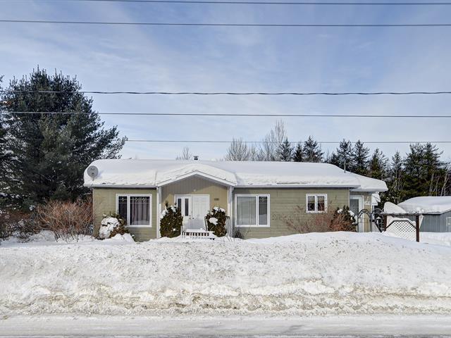 Maison à vendre à Saint-David-de-Falardeau, Saguenay/Lac-Saint-Jean, 159, 4e Rang, 23565046 - Centris.ca