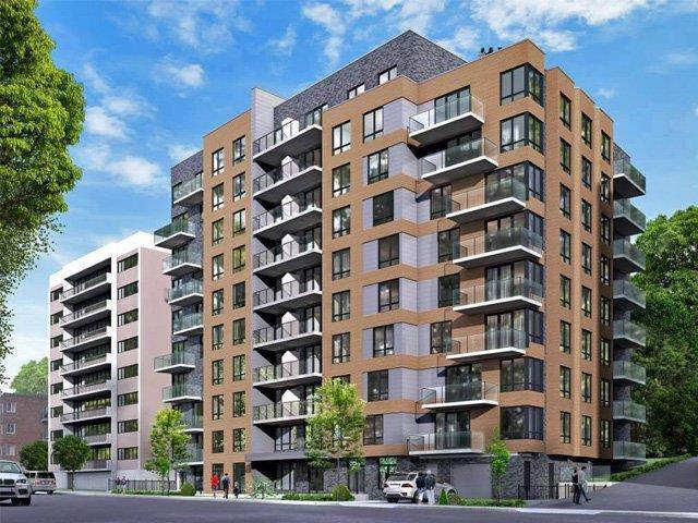 Condo / Apartment for rent in Montréal (Côte-des-Neiges/Notre-Dame-de-Grâce), Montréal (Island), 6250, Avenue  Lennox, apt. 803, 20479733 - Centris.ca