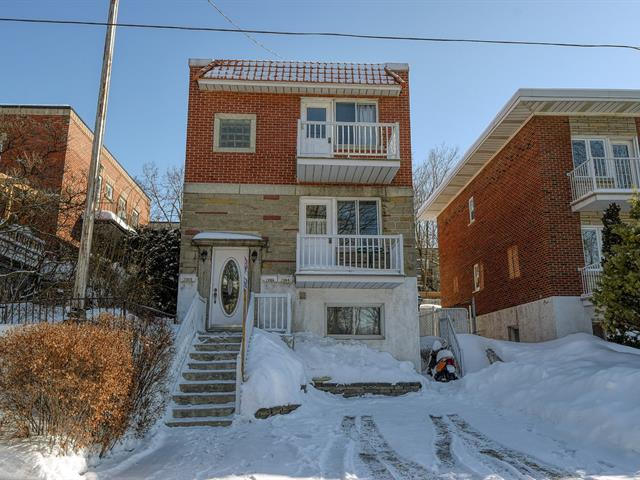 Triplex for sale in Montréal (Ahuntsic-Cartierville), Montréal (Island), 2084 - 2088, Rue  Prieur Est, 13323308 - Centris.ca