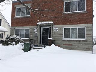 Quadruplex à vendre à Montréal (LaSalle), Montréal (Île), 419 - 425, Rue  Comte, 27325641 - Centris.ca