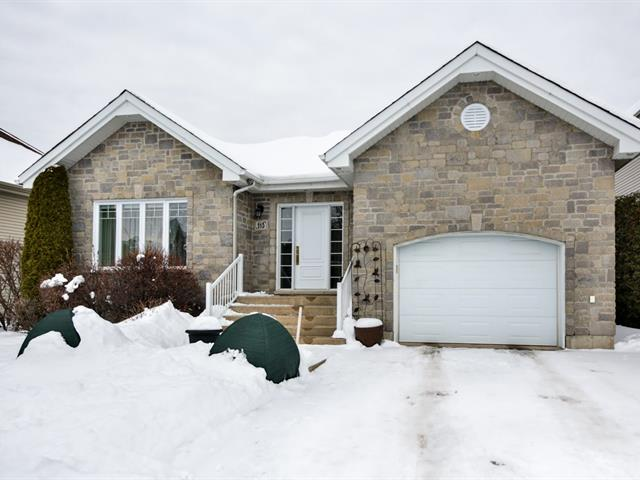 Maison à vendre à La Prairie, Montérégie, 185, Rue  Louis-Bariteau, 15810330 - Centris.ca