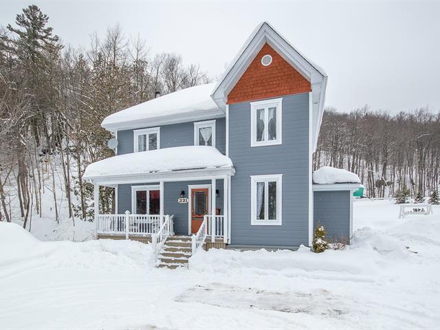 House for sale in Bolton-Est, Estrie, 231, Chemin du Lac-Nick, 25071772 - Centris.ca