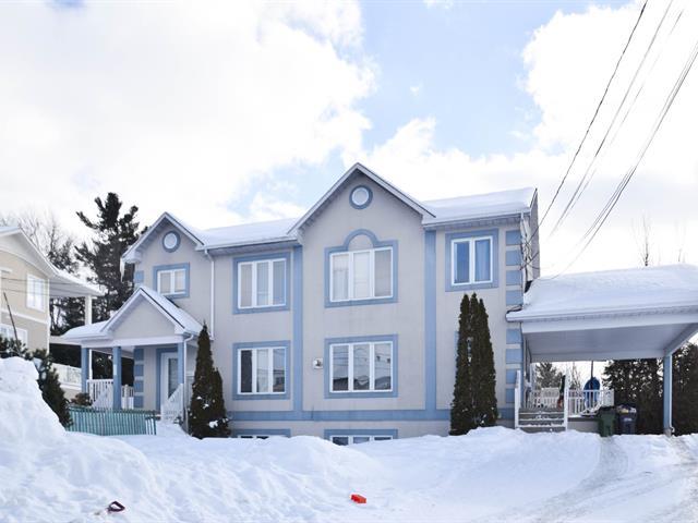 Quadruplex for sale in Sherbrooke (Les Nations), Estrie, 3407 - 3413, Rue  Suzor-Côté, 13771344 - Centris.ca
