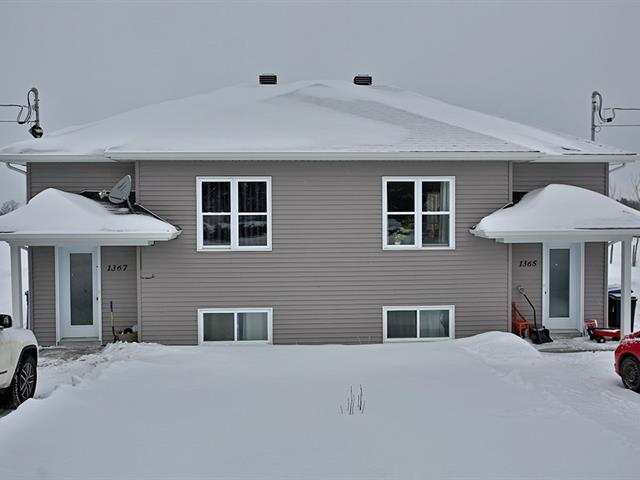 Duplex for sale in Coaticook, Estrie, 1365 - 1367, Chemin  Riendeau, 24806712 - Centris.ca