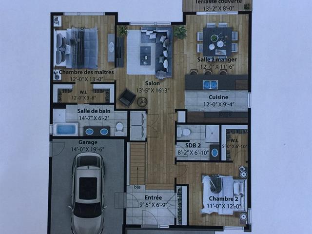 House for sale in Gatineau (Aylmer), Outaouais, 166, Rue de Francfort, 16091932 - Centris.ca