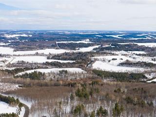 Terrain à vendre à Hatley - Canton, Estrie, Chemin  MacDonald, 12462479 - Centris.ca