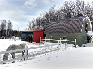 Hobby farm for sale in Sainte-Catherine-de-la-Jacques-Cartier, Capitale-Nationale, 172F, Route  Montcalm, 17370732 - Centris.ca