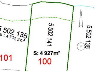 Terrain à vendre à Saint-Faustin/Lac-Carré, Laurentides, Chemin du Bord-de-l'Eau, 14493047 - Centris.ca