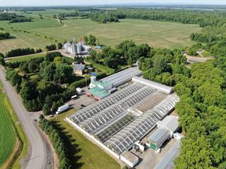 Hobby farm for sale in Noyan, Montérégie, 981 - 987, Chemin de la 3e-Concession, 28748474 - Centris.ca