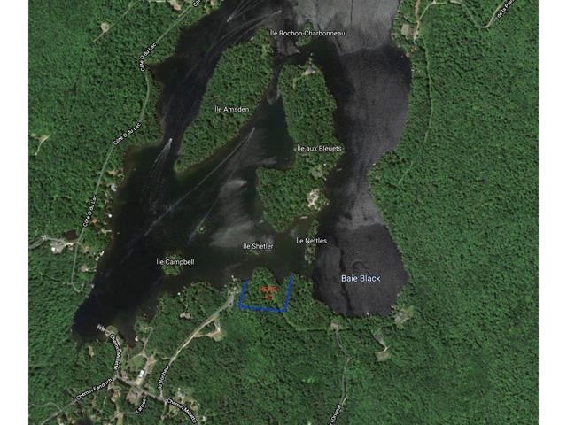 Terre à vendre à Lac-des-Seize-Îles, Laurentides, Côte du Lac Ouest, 23826625 - Centris.ca