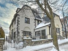 House for rent in Montréal (Ville-Marie), Montréal (Island), 3738, Chemin de la Côte-des-Neiges, 17988959 - Centris.ca