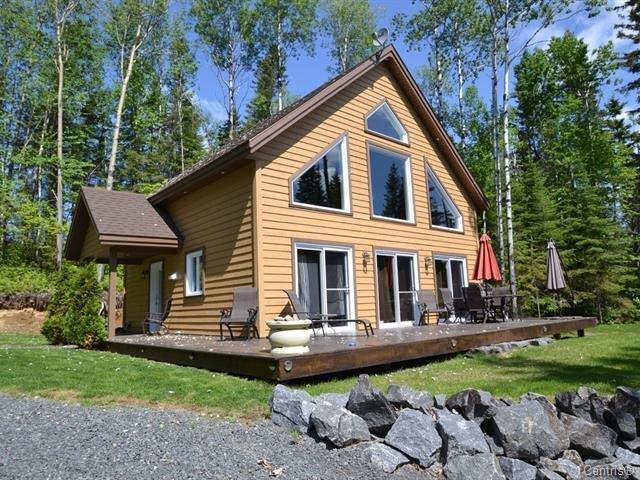 Maison à vendre à Péribonka, Saguenay/Lac-Saint-Jean, 388, Chemin du Réservoir, 13404325 - Centris.ca