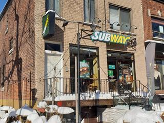 Commerce à vendre à Montréal (Côte-des-Neiges/Notre-Dame-de-Grâce), Montréal (Île), 5731, Avenue de Monkland, 23654522 - Centris.ca