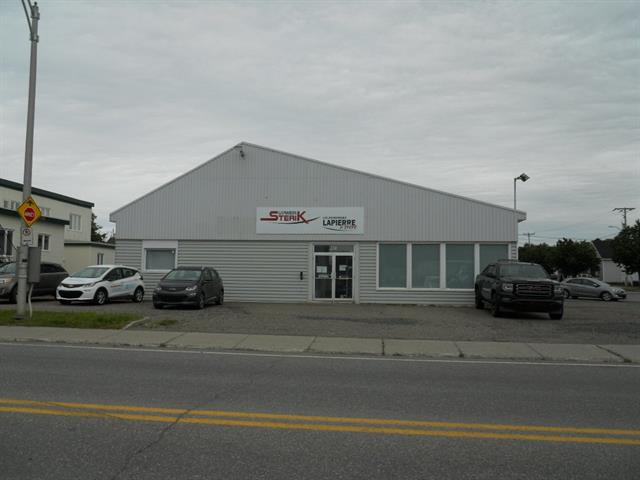 Commercial building for sale in Matane, Bas-Saint-Laurent, 178, Avenue  Fraser, 22727903 - Centris.ca
