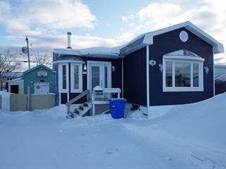 Mobile home for sale in Port-Cartier, Côte-Nord, 58, Rue  Delaunière, 21137435 - Centris.ca