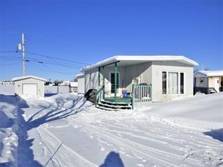 Mobile home for sale in Normandin, Saguenay/Lac-Saint-Jean, 1345, Avenue  Julien, 16511920 - Centris.ca