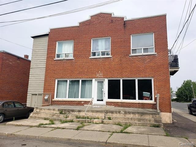 Triplex à vendre à Drummondville, Centre-du-Québec, 83 - 85, Avenue  Plamondon, 20460754 - Centris.ca