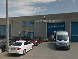 Industrial unit for sale in Québec (Les Rivières), Capitale-Nationale, 934, Rue  Fernand-Dufour, 19442407 - Centris.ca