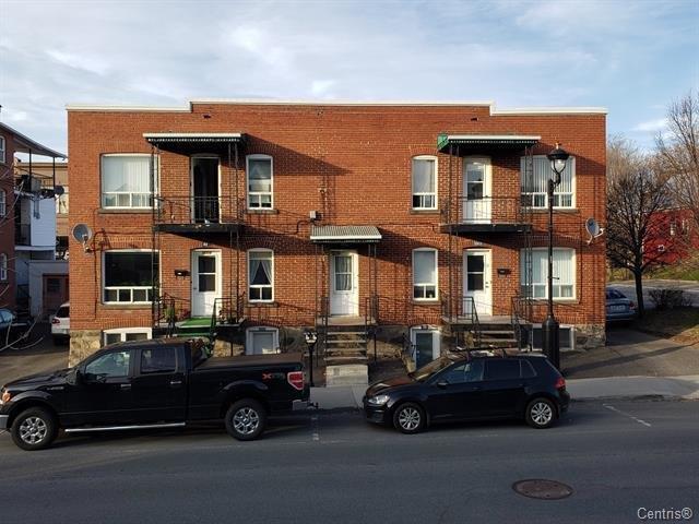 Quadruplex for sale in Drummondville, Centre-du-Québec, 182 - 186, Rue  Lindsay, 11256016 - Centris.ca