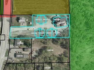 Lot for sale in Sherbrooke (Brompton/Rock Forest/Saint-Élie/Deauville), Estrie, Chemin de Sainte-Catherine, 22810447 - Centris.ca