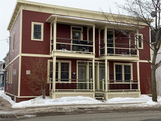 Quadruplex à vendre à Trois-Rivières, Mauricie, 769 - 777, Rue  Sainte-Geneviève, 19870881 - Centris.ca