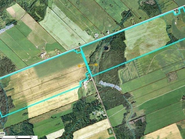Farm for sale in Amqui, Bas-Saint-Laurent, Route de la Grande-Ligne, 10600130 - Centris.ca