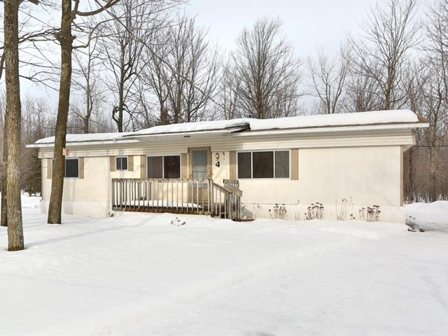 Maison mobile à vendre à Mont-Saint-Grégoire, Montérégie, 4, Rue  Paul-Theberge, 18112394 - Centris.ca