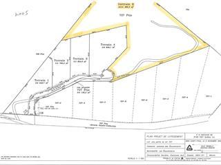Terrain à vendre à Les Éboulements, Capitale-Nationale, 2005, Rang  Sainte-Catherine, 26801036 - Centris.ca