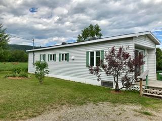 Mobile home for sale in Carleton-sur-Mer, Gaspésie/Îles-de-la-Madeleine, 105, Route  Leblanc, 13509767 - Centris.ca
