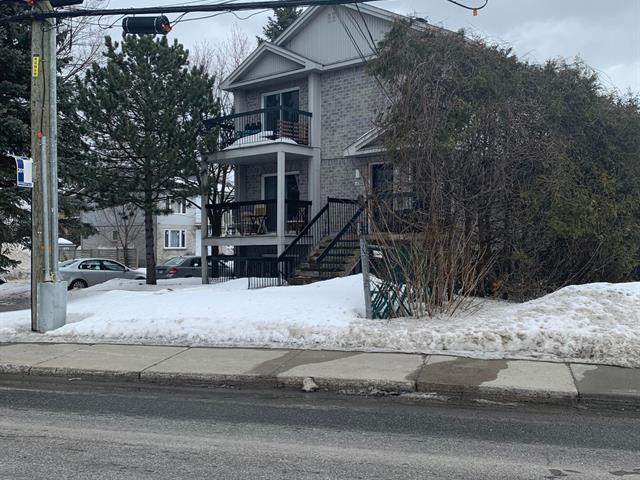 Quadruplex à vendre à Montréal (Pierrefonds-Roxboro), Montréal (Île), 14700 - 14706, boulevard  Gouin Ouest, 15684072 - Centris.ca