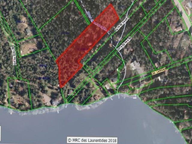 Terrain à vendre à Val-des-Lacs, Laurentides, 339, Chemin de Val-des-Lacs, 22881251 - Centris.ca