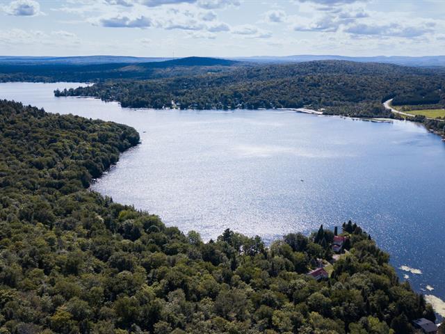 Terrain à vendre à Lac-Sergent, Capitale-Nationale, Chemin  Vieux, 27572462 - Centris.ca