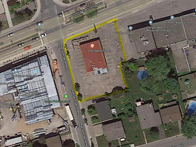 Lot for sale in Terrebonne (Terrebonne), Lanaudière, 794, boulevard des Seigneurs, 27623353 - Centris.ca