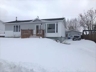 Maison à vendre à Chibougamau, Nord-du-Québec, 400, Rue  Tremblay, 15839537 - Centris.ca