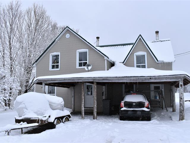 Maison à vendre à Milan, Estrie, 740, Chemin  Galson, 12674899 - Centris.ca