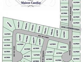Terrain à vendre à Candiac, Montérégie, 64, Avenue  Augustin, 20188236 - Centris.ca