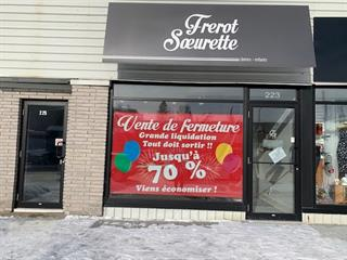 Commercial unit for rent in Amos, Abitibi-Témiscamingue, 223, 1re Avenue Ouest, 16454272 - Centris.ca