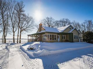 Maison à vendre à Saint-Jean-de-l'Île-d'Orléans, Capitale-Nationale, 5139, Chemin  Royal, 25044784 - Centris.ca