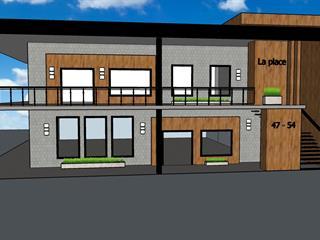 Local commercial à louer à Magog, Estrie, 44 - 52, Rue  Laurier, 22675536 - Centris.ca