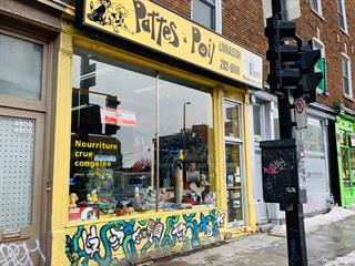 Commerce à vendre à Montréal (Le Plateau-Mont-Royal), Montréal (Île), 4810, Rue  Saint-Denis, 25828731 - Centris.ca